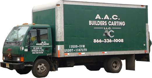 AAC Builders Carting Box Truck