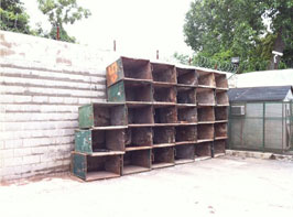 AAC Builders Carting Containers